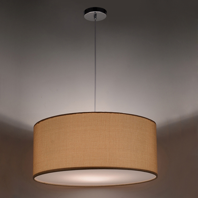 A1 nordic new simple modern linen fabric pendant light dining room a1 nordic new simple modern linen fabric pendant light dining room bedroom study bar single round mozeypictures Gallery