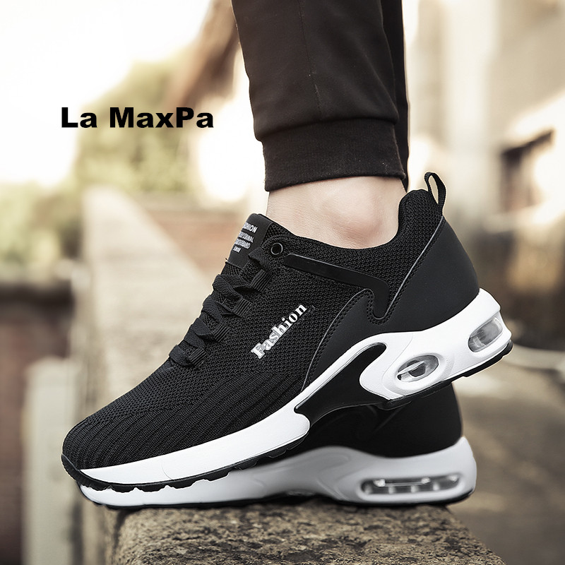 sport shoes woman sneakers men Air damping running shoes for men Brands mesh Flynit jogging trainers training zapatillas mujer