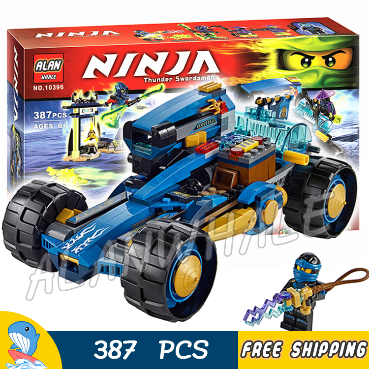 386pcs 2016 Bela 10396 Ninja Jay Walker One toys Building Blocks Bricks Figures Kids Education Compatible With lego 2018 hot ninjago building blocks toys compatible legoingly ninja master wu nya mini bricks figures for kids gifts free shipping