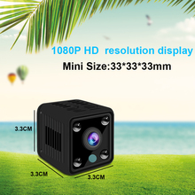 1080P  Mini Wifi Camera Cloud Wireless Motion Detection Infrared Micro Cam DV Camcorder IP
