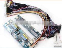 Новый ноутбук 5-го поколения TV/LCD/LED тест инструмент ЖК-панель тестер поддержка 7-84 w/LVDS интерфейсные кабели и инвертор Новый