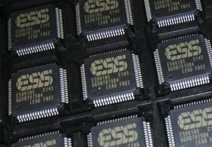 ФОТО Free shipping 5pcs/lot ES9018 ESS9018S DAC chip ES9018S new original