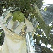 Металлическая машина для сбора фруктов удобный садоводства машина для сбора фруктов Садоводство яблоки, персики Выбор Инструменты