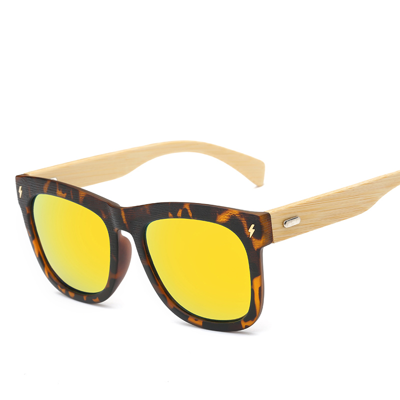 fashion sunglasses wooden frame tortoise shell eyewear wood eyeglasses women