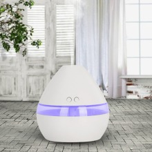 Adoolla Ultrasonic Humidifier Essential Oil Aroma Diffuser Mist Maker Purifier Aromatherapy Diffuser Air Humidifier Pear Shape