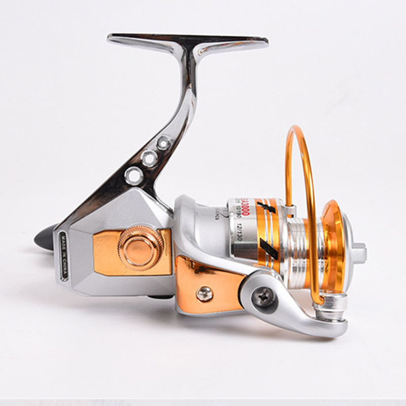 Gas7000 Fragrant In Cheap Price Leo Top Grade Gapless Spinning Fishing Reel With Full Metal Body 10+1bb Fishing Spinning Reel Fishing Wheel Gas1000 Flavor