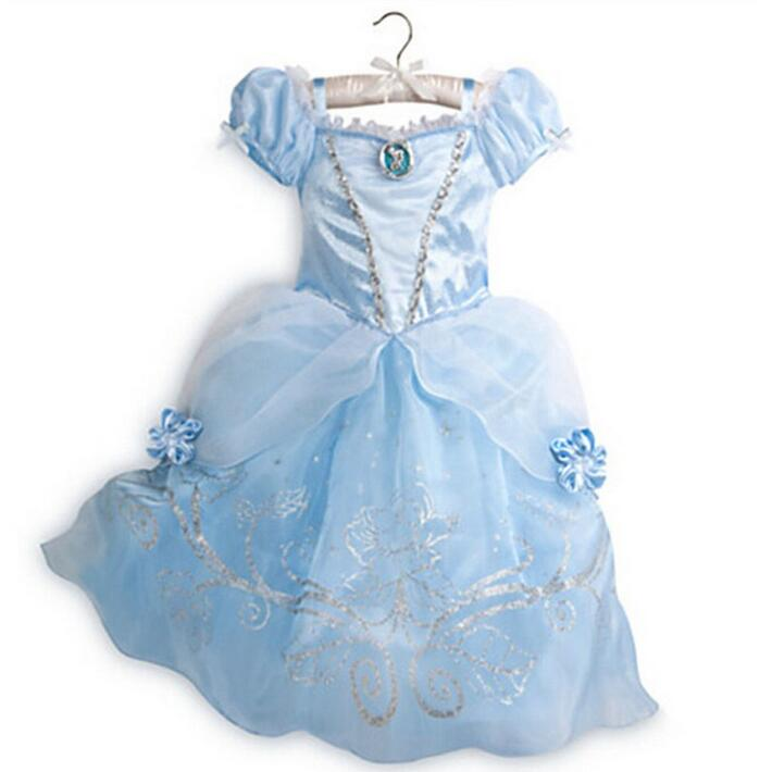 CNJiaYun-Christmas-Cinderella-Girls-Dress-Snow-White-Princess-Dresses-For-Girls-Rapunzel-Aurora-Children-Cosplay-Kids-Clothing-3