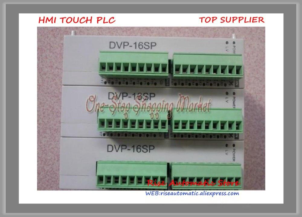 все цены на  DVP16SN11T DC24V PLC 16DO transistor Module New Original  онлайн
