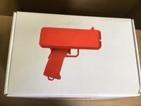 Brand New Supreme Cash Cannon Money Gun SS17 Make It Rain Money Gun Red