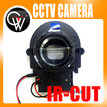 10PCS/LOT High Quality HD IR CUT filter M12*0.5 lens mount double filter switcher for IP Camera/CCTV Camera