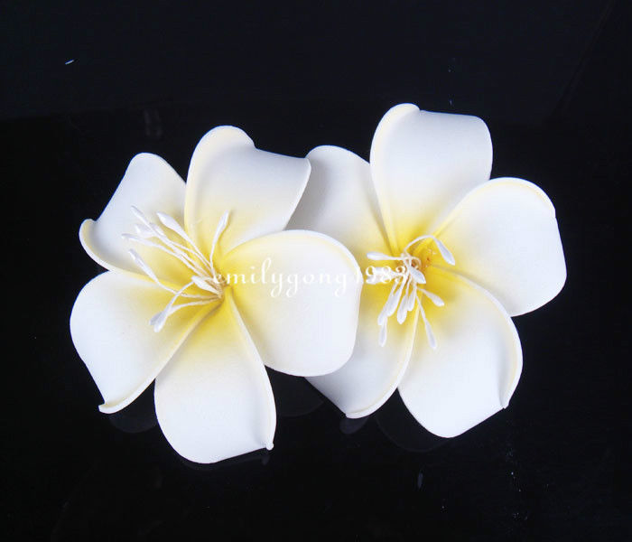 hawaiian flower hair accessories promotionshop for promotional, Natural flower