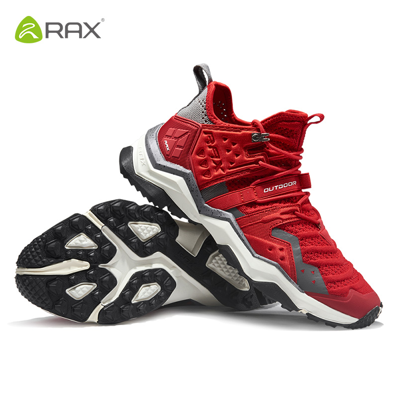 Image 3 - Rax Women Hiking Shoes Lightweight 2019 Spring New Model Outdoor 
