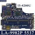 Kefu LA-9982P ноутбук материнская плата для Dell Inspiron 15R-5537 3537 оригинальная материнская плата I5-4200U 2GB видеокартой