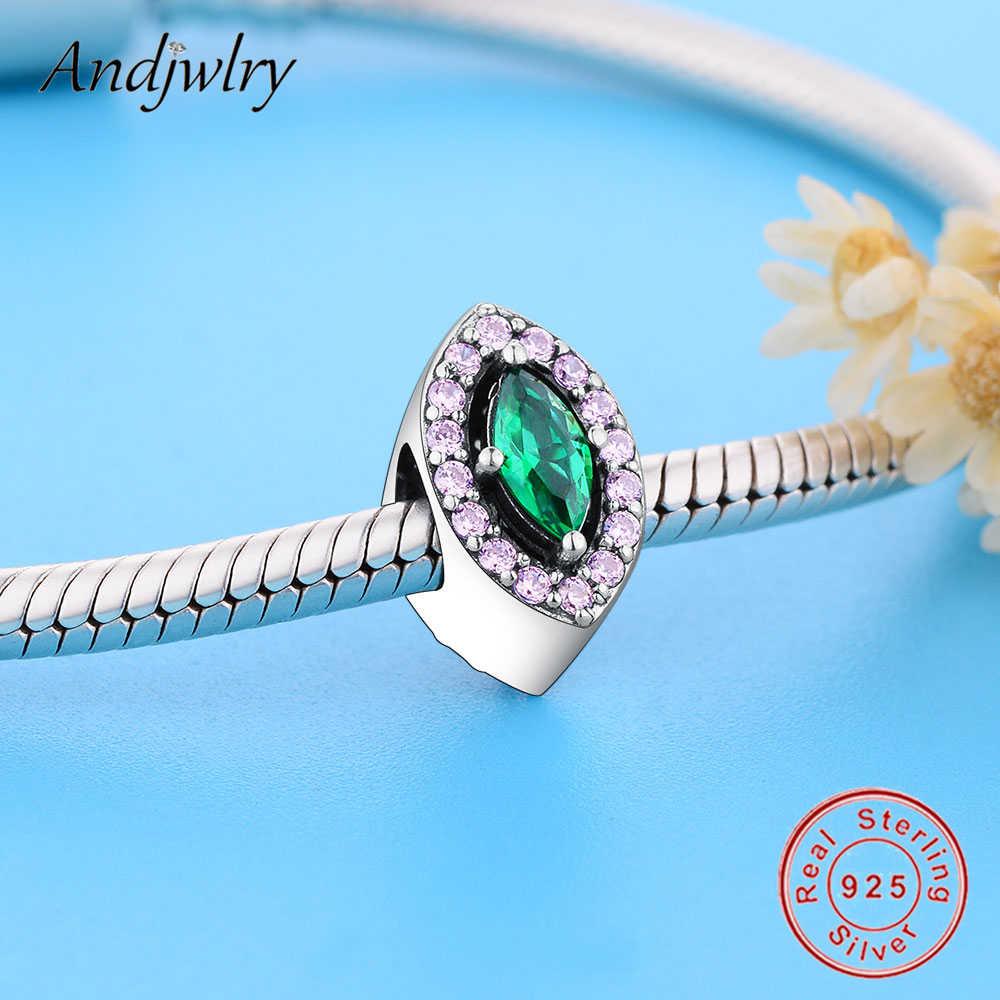 925 srebro sowa Charms Fit oryginalny Pandora paciorki bransoletka z koralików kobiety biżuteria dokonywanie europejskiej DIY Berloque