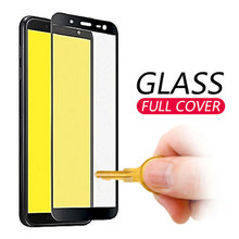 Original Screen Cover For Samsung Galaxy J6 2018 Case Tempered Glass For Samsung J8 A6 A8 Plus 2018 J600F A30 A50 Protective Fil(China)
