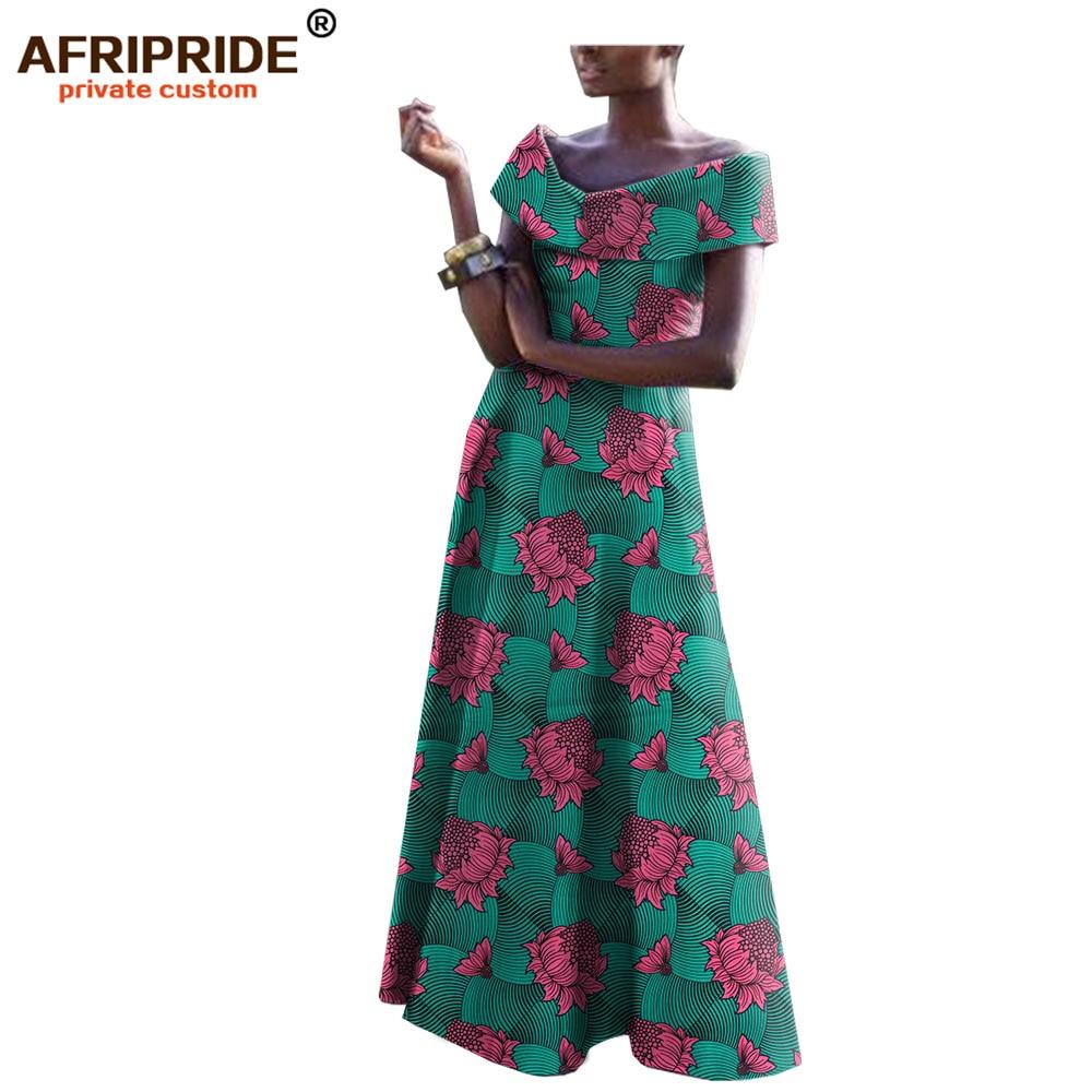 2018 AFRIPRIDA privatna prilagođena afrička odjeća za žene - Nacionalna odjeća - Foto 6
