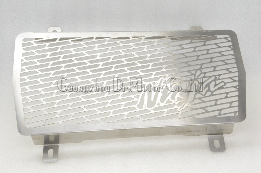ФОТО Motorcycle Radiator Grille Guard Cover Protector Accessories For KAWASAKI NINJA 300R 13-14 2013 2014