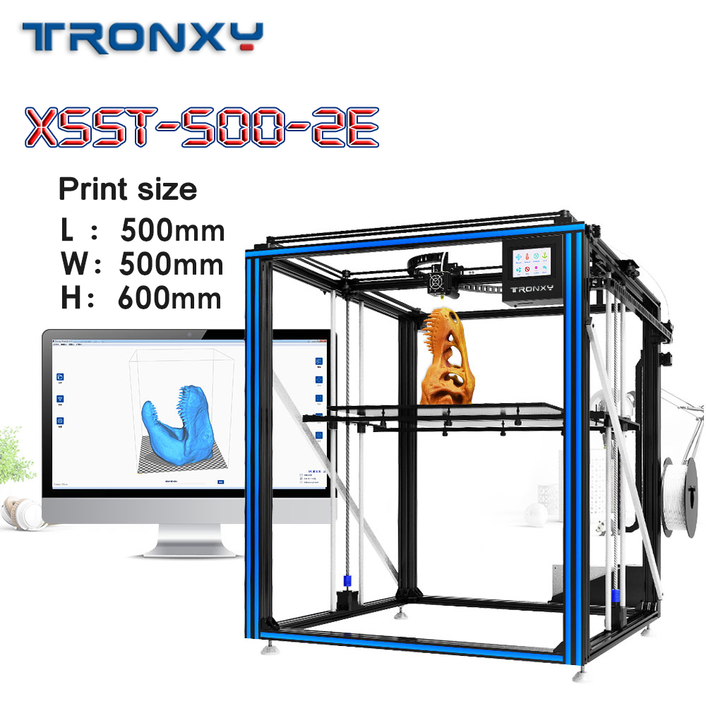 Top ++99 cheap products impresora 3d 500*500*500 in ROMO