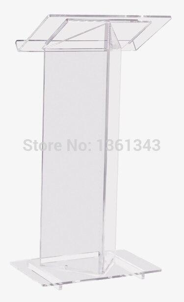 Clear Acrylic Podium Cheap Beautiful Transparent Acrylic Podium Pulpit Lectern Acrylic Podium Plexiglass