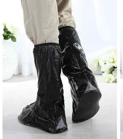 REUSABLE MOTORCYCLE WATERPROOF RAIN BOOT SHOES COVERS CANADA
