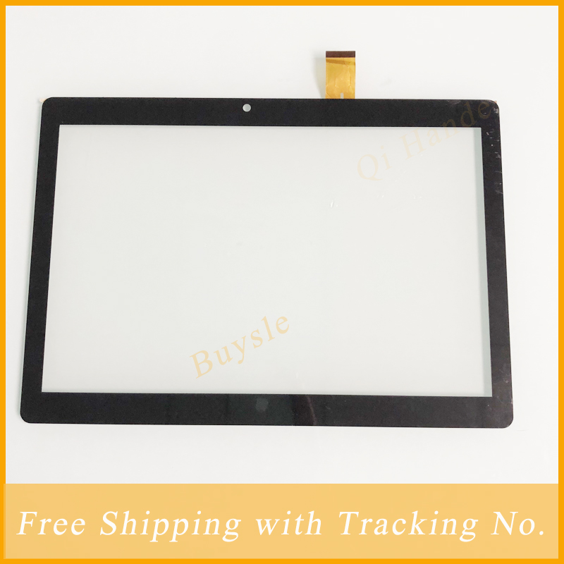New For 10.1 Inch DIGMA Plane 1585S 4G PS1202PL Dfl-dp101429-f5 Tablet PC Touch Screen Digitizer Panel Sensor Glass Repair
