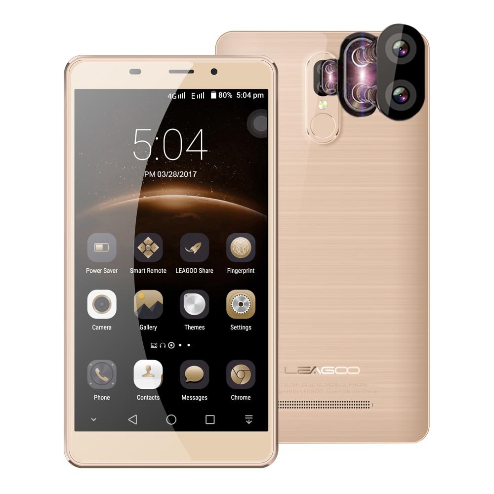 Original Leagoo M8 Pro 5 7 Android 6 0 MT6737 Quad Core Smartphone 2GB 16GB 4G