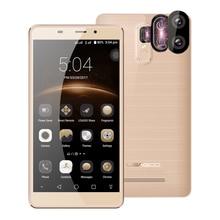 """Оригинал leagoo m8 pro 5.7 """"Android 6.0 MT6737 Quad Core Smartphone 2 ГБ + 16 ГБ 4 Г Сотовый Телефон Двойной Задней Камеры 13.0MP Мобильный телефон"""