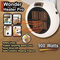 900W Winter Household Electric Heater Fan Wall Mini Fan Heater Portable Handy Stove Radiator Warmer Machine for EU US UK Plug