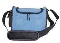 Free Shipping New Waterproof Camera Case Bag Shoulder Bag For Nikon D3100 D5100 D90 D7000 D600