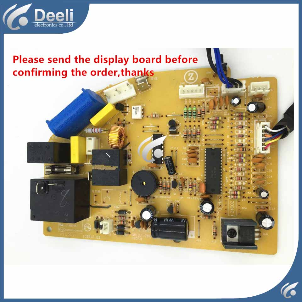 Good Working For Air Conditioner Motherboard Pc Board Control Board ZKFR-36GW/ED 47/1M GM127cZ003-G Used Board