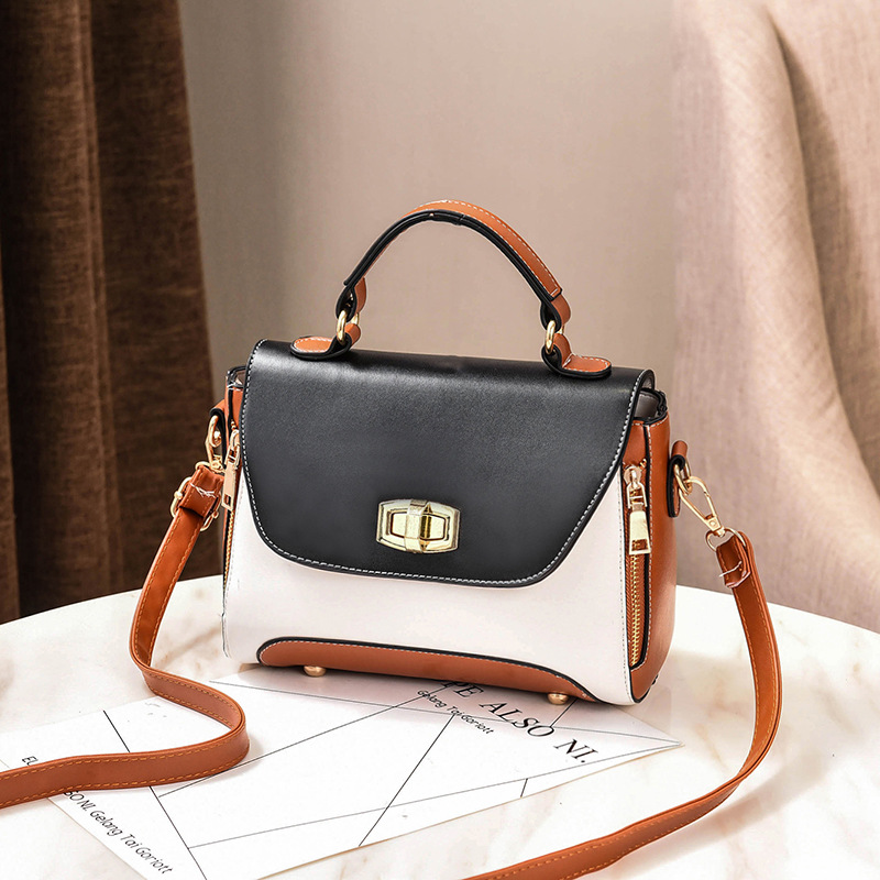 Women Bag Designer New Fashion Casual Shoulder Luxury S Handbags Quality Pu Brand Sweet Lady Small Package Korea Style
