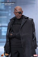 1/6 figure doll Captain America Nick Fury Agents of S.H.I.E.L.D 12″ action figure doll.Collectible figure toy model