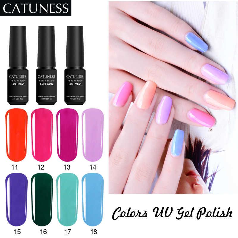 Detail Feedback Questions about CATUNESS 29 Color Manicure Set Soak ...