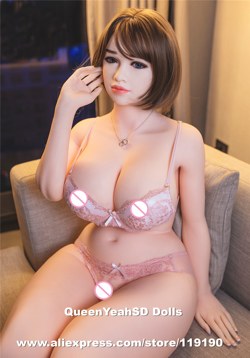 <font><b>162cm</b></font> Lifelike <font><b>Sex</b></font> <font><b>Doll</b></font> With Huge Ass Japanese Silicone Adult <font><b>Love</b></font> <font><b>Dolls</b></font> Big Breast Artificial Vagina Real Pussy Oral Sexy Toy image
