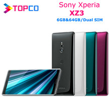Sony Xperia XZ3 Dual H9493 Neue Android handy 4G LTE 6.0