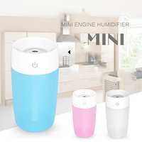 skin care New car office usb humidifier cup ultrasonic humidifier atomizer steaming device Humidifiers