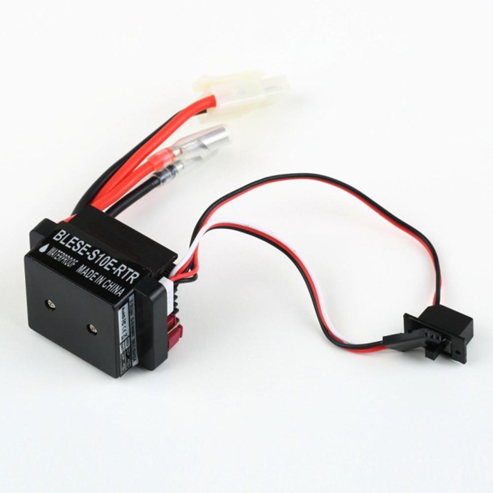 LeadingStar Waterproof 6-12V Brushed Motor Speed Controller 320A Esc Brushed Motor Speed Controller ESC RC Car Boat zk35 320a waterproof rc boat esc eletric speed controller for rc crawler car boat regulator spare parts 7 2 16v with fan two motors
