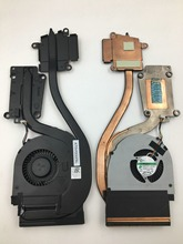 Оригинальный радиатор охлаждения вентилятора для Dell Latitude E6540 072XRJ cn-072XRJ 72XRJ