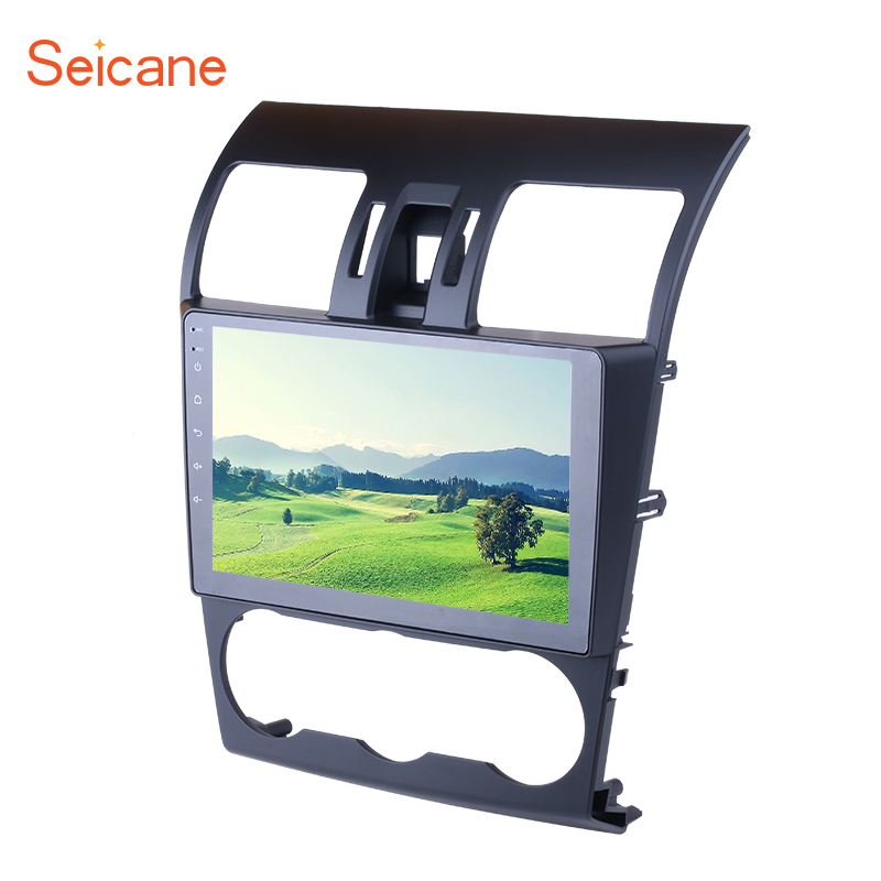Seicane Android 6.07.18.1 9 2Din Car Radio For 2015 Subaru Forester GPS Touchscreen Multimedia Player Support Wifi Bluetooth