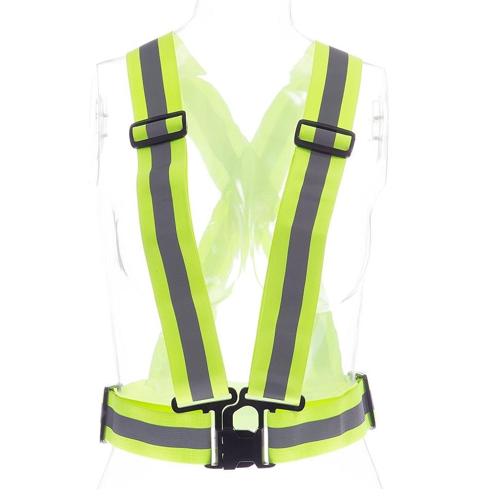 2017 brand new high visibility reflective vest safety