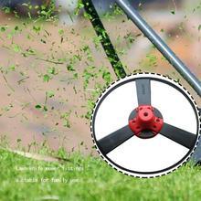Газонокосилка триммер на открытом воздухе садовая прополка трава принадлежности для резки