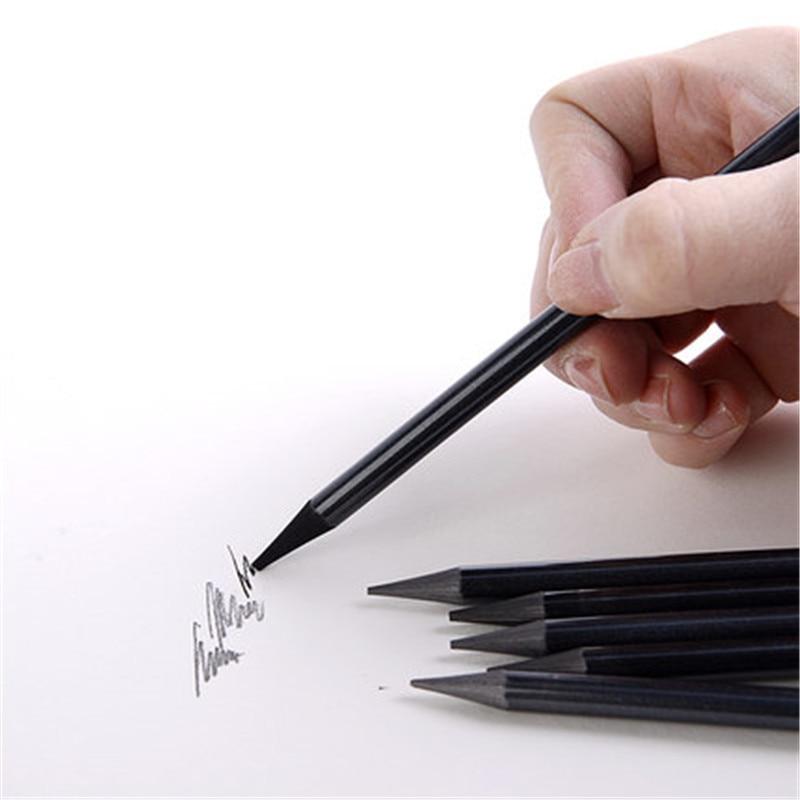 6pcs/set HB 2B 4B 6B 8B EE Woodless Graphite Pencils ...