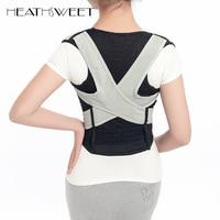 Back Shoulder Bandage Support Brace Straightener Posture Corrector Vest Back Support Belt Correction For The Back