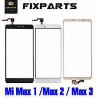 Xiao mi mi MAX 2 Touch Screen Panel Glas Sensor Digitizer MAX3 MAX2 Pro Prime Reparatur Ersatz Für Xiao mi mi MAX 3 Touch Panel