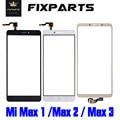 Для Xiaomi Mi MAX 2 сенсорная панель стекло Сенсорная панель дигитайзер MAX3 MAX2 Pro Prime Ремонт Замена для Xiaomi Mi MAX 3 сенсорная панель