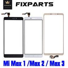 for Xiaomi Mi MAX 2 Touch Screen Panel Glass Sensor Digitizer MAX3 MAX
