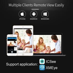 Image 4 - JIENUO 5MP Mini Ip Kamera Poe Ses Mikro Cctv Güvenlik Video Gözetim IPCam Kapalı Ev Onvif Küçük CCTV HD Ağ xmeye