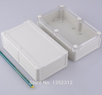 5 pcs/lot 161.5*94*45mm plastic enclosure for electronic IP68 waterproof ABS project box DIY distribution box control box