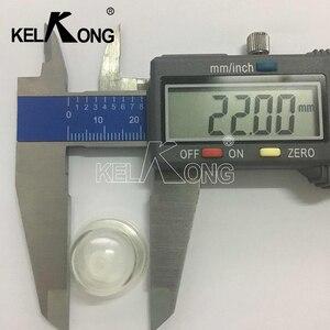 Image 4 - KELKONG Transparent 5 pièces 22mm OD Option pompe à essence carburateur apprêt ampoule tasse pour tronçonneuses souffleuse débroussailleuse