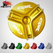 For Honda CBR 600 F2,F3,F4,F4i 900 650F 500R 650R 600RR 900RR 929RR 954RR CB500F/X Aluminum Motorcycle Engine Oil Fill CUP